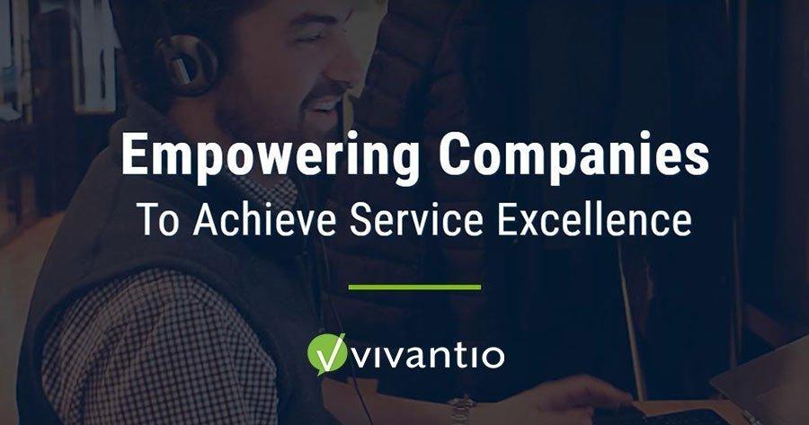 About   Vivantio   Flexible Software. Focused Service.